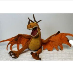 """How to Train a Dragon HookFang Plush 24"""" 2ft Tall"""